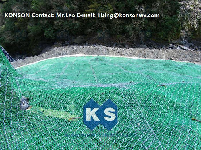 Fabrication Soudée Hexagonale Résistante De Grillage Pour La